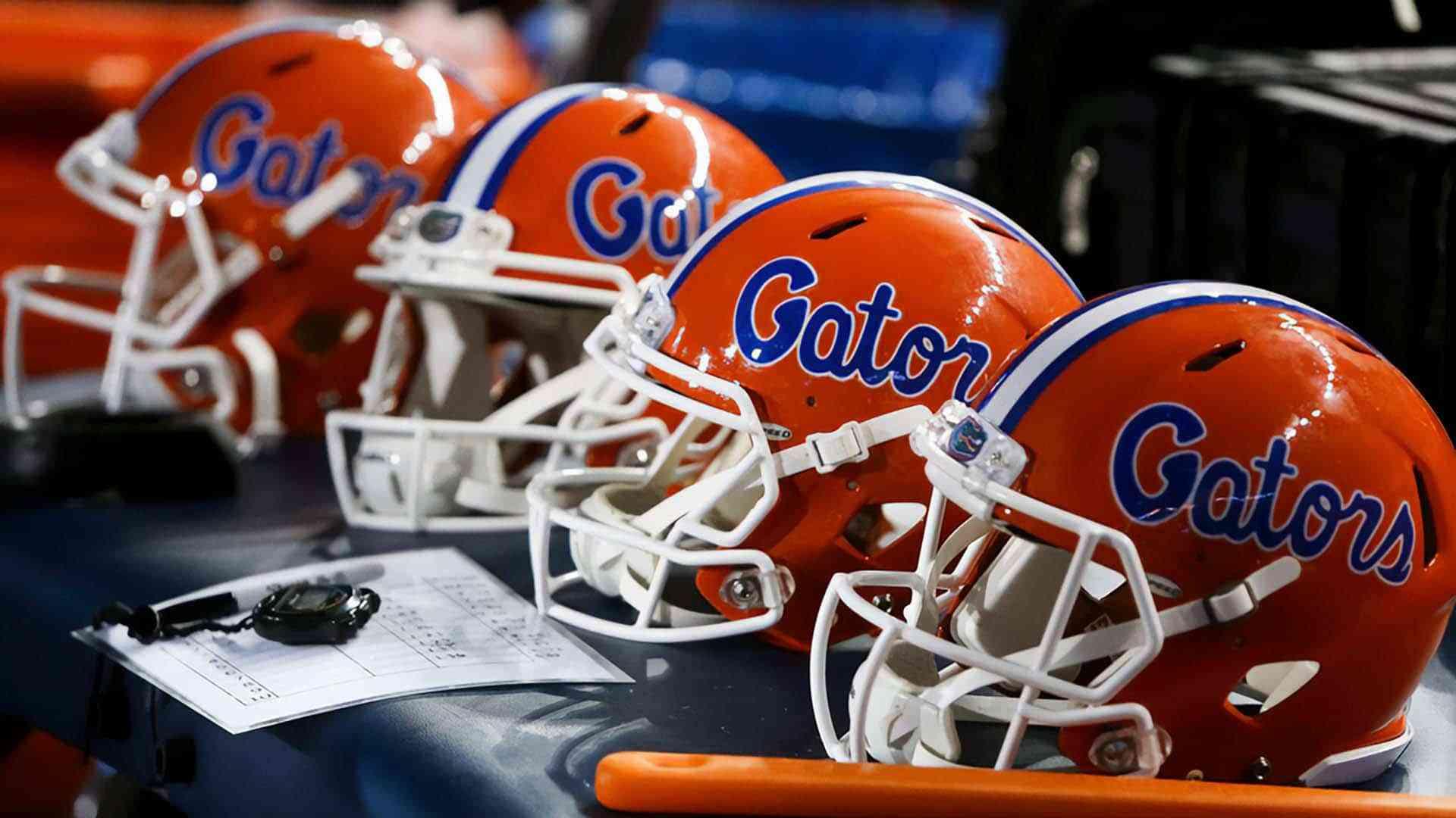 Florida Gators helmets Gatorade technology transfer example